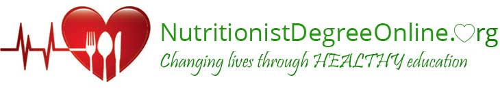Nutritionist Degree Online Logo